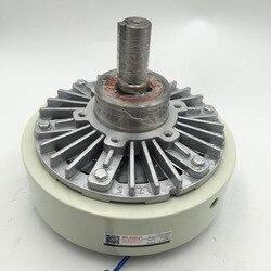 PB-100 100NM DC24V 1800RPM odległość od środka 140mm pojedynczy trzpień 30mm magnetyczny hamulec proszkowy do maszyn pakujących