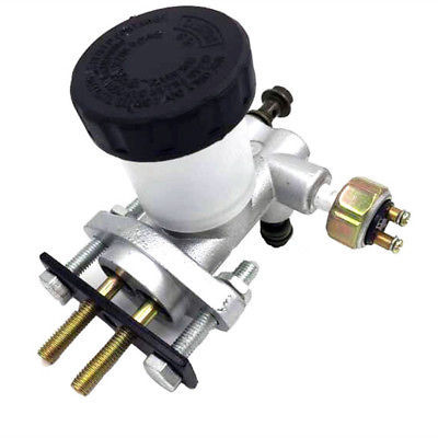 Hydraulic Brake Master Cylinder for Go Kart Buggy 90cc 110cc 125cc 150cc 200cc 250cc in Cables Adapters Sockets from Automobiles Motorcycles