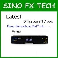 most stable starhub cable box freesat V9 pro Singapore starhub tv box