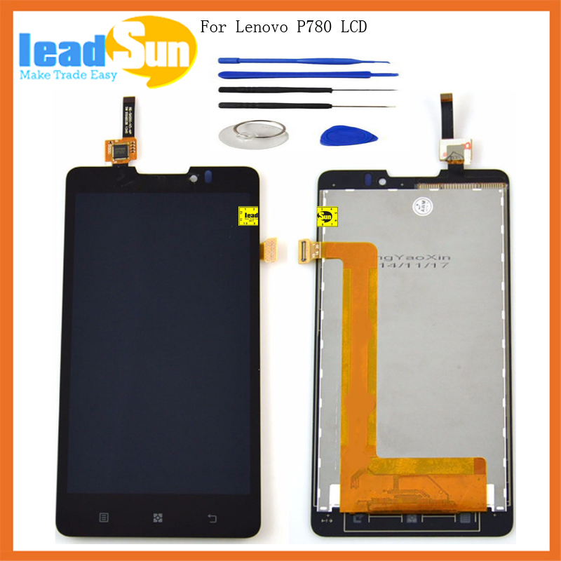 Подробнее о 100%Tested Replacement lcd display with touch screen digitizer for Lenovo P780 LCD Assembly black color with tools free shipping 1 pcs 100% tested new lcd for lenovo s580 lcd display screen touch digitizer screen assembly tools free shipping