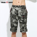 Large Size Casual Shorts Men Half Length Military Camouflage Brand Shorts Cotton Sweatpants Cargo Shorts Men's Clothing Mk-7103B