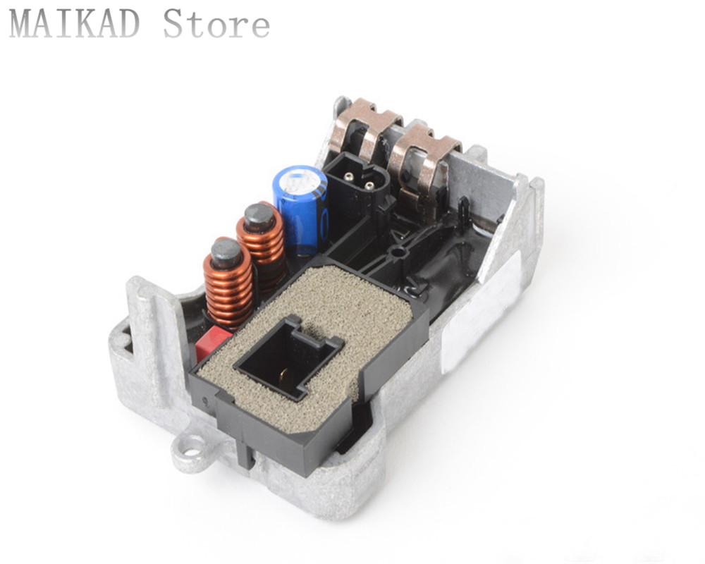 AC Blower Motor Regulator Blower Motor Resistor for Mercedes-Benz W209 CLK200 CLK220 CLK240 CLK280 CLK320 CLK350 550 A2308216451