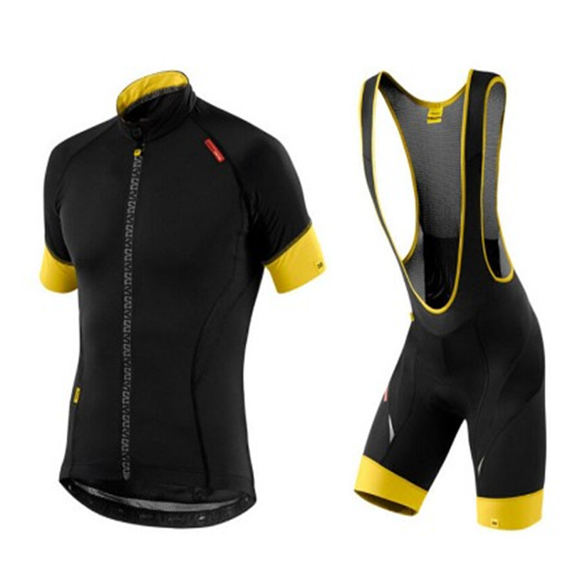 New Brand Team Bicycle Bike jersey MAVIC Anniversary Special Edition 2016 Summer Men Cycling Jerseys Clothing Set cycling clothing rushed mtb mavic 2017 bike jerseys men for graffiti cycling polyester breathable bicycle new multicolor s 6xl