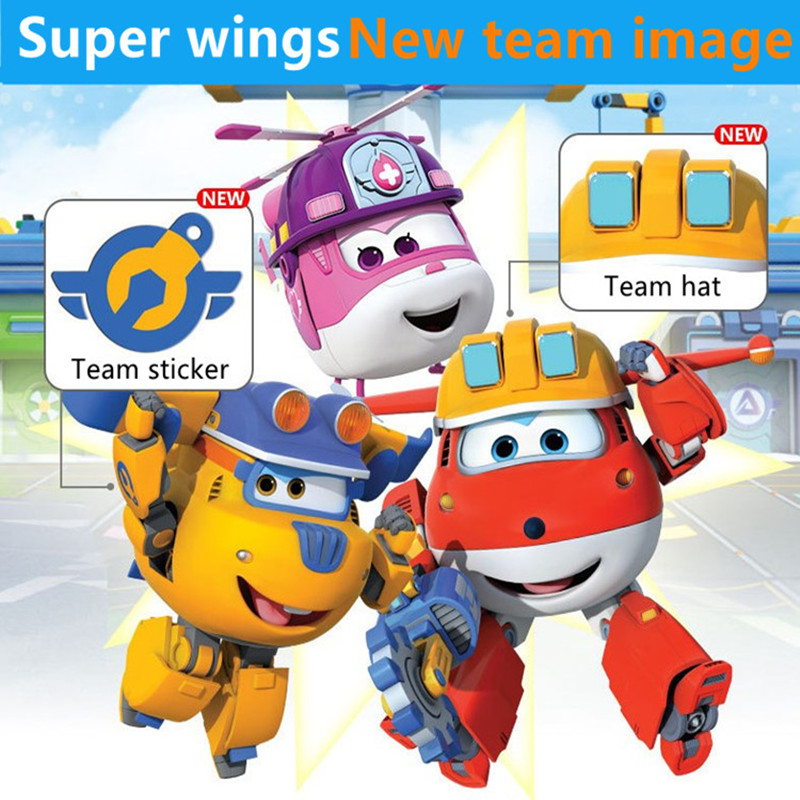 one piece super wings anime action figure transformation robots <font><b>bonecos</b></font> china robot <font><b>pop</b></font> hot toys for children kids gift movie tv image