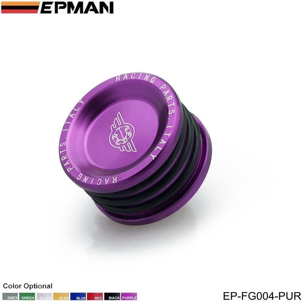 Высокое качество EPMAN гоночный двигатель заготовка CAM пробка уплотнение подходит для HONDA CRV B20 EP-FG004 - Цвет: Фиолетовый