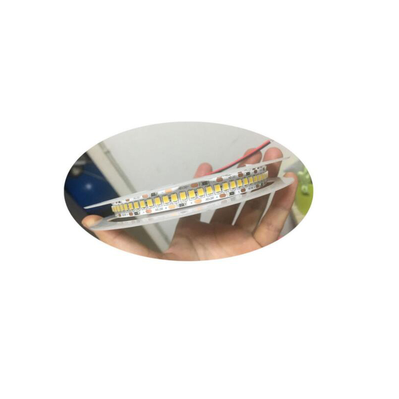 Customize CRI <font><b>90</b></font> 2500K 2700K 3000K 240LED/m 24V LED Strip Light White 2835 0.2w 1800lm/m 5m/Package image