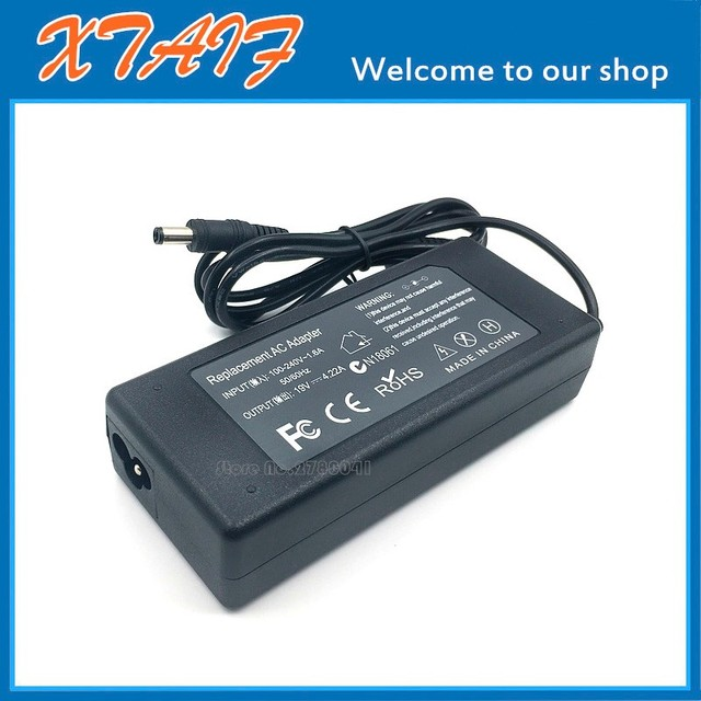 EU/US Plug 19V 4.22A AC Adapter Battery Charger for Fujitsu Lifebook P701 S2210 S6310 S6311 S6410 S6420 S6510 S6520 S710 S7010