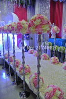 20Pcs/Lot/Tall110cm wedding flower stand centerpieces for wedding/wedding flower stand/wedding pillar