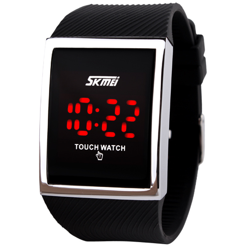 electronic wristwatch digital women shoes date gift quartz uk co amazon men business ijl bags unisex black dp watches sports led demiawaking