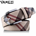 2017 Fashion colors brand lady belts Flower pattern designer women belt real leather belt for women luxury belt for women ZX037