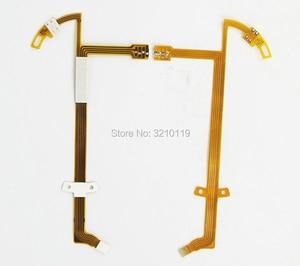 Image 1 - Cavo flessibile per apertura obiettivo 2PCS / NEW per Tamron SP AF 70 300mm 70 300mm parte di riparazione (per connettore Canon)