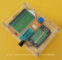Portable ESR Meter Transistor Tester Capacitance Inductance Dthyristors Diodes Triode FET JFET MOS NPN Graphics Display