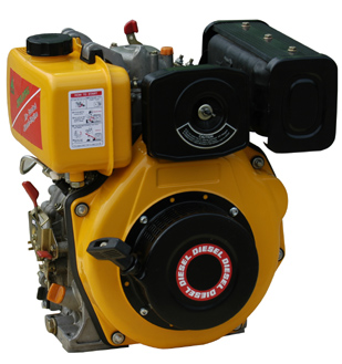 Diesel Engine Recoil Start 186F 10HP air cooled коммутатор zyxel gs1900 10hp gs1900 10hp eu0101f