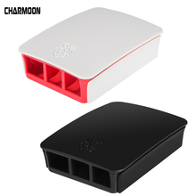 High Quality For Raspberry Pi 3 case Official ABS enclosure Raspberry pi 2 box shell from the Raspberry Pi Foundation