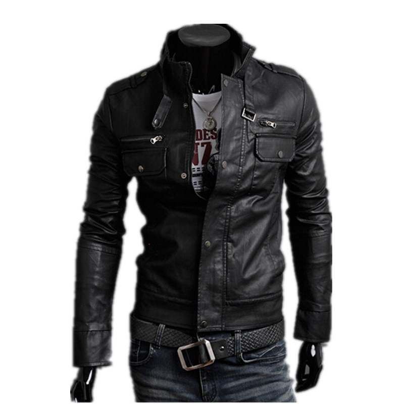 Online Buy Wholesale leather jackets for men sale from China ...