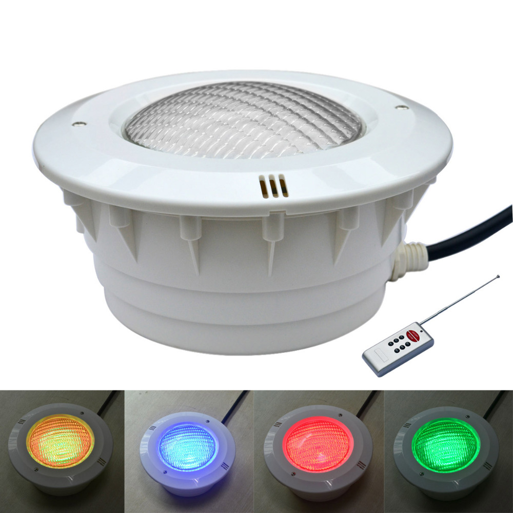 Led pond lights underwater 40W RGB PAR56 DC12V Swimming Pool Light led pool lights Underwater lights jiawen 9w 12w rgb swimming led pool lights underwater lamp outdoor lighting pond lights led piscina lamp dc 12 24v