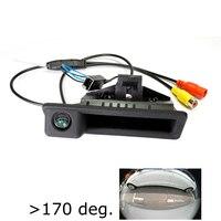 1000L MCCD Super HD trunk hand Camera for BMW E60 E61 E70 E71 E72 E82 E88 E84 E39 BWM X1 X5 X6 3/5 Series rear reverse camera