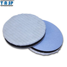 TASP – tampons de polissage en laine torsadée, 5