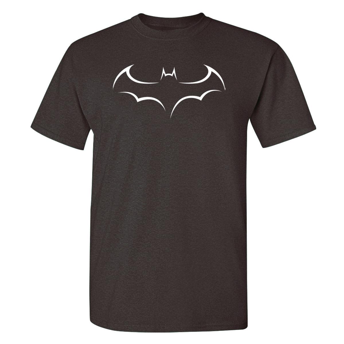Batman Series Man Hip Hop Summer 100% T-shirt Male Casual Sportswear Homme Harajuku Streetwear Top T-shirts Men's T shirts Cloth