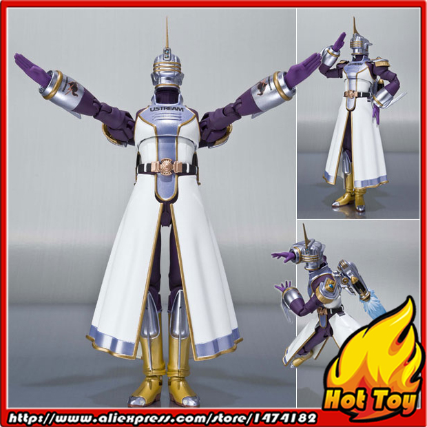 100% Original BANDAI Tamashii Nations S.H.Figuarts (SHF) Action Figure - Sky High from TIGER & BUNNY lacywear шарф shf 45 lad