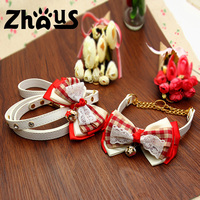 Free Shipping Dog Collars New Design Puppy Cute Hot Sale 2015 Pet Collars And Leash