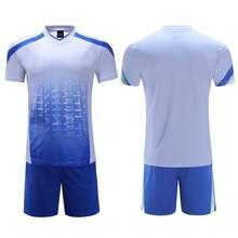 Men Soccer training jersey kits