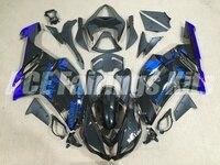 New Abs Fairings Kit Fit for kawasaki Ninja ZX6R 636 2007 2008 07 08 6R ZX 6R 600CC Bodywork set custom black blue