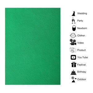Image 5 - 1.6 متر x 2 متر/3 متر/4 متر التصوير استوديو الصور خلفية بسيطة خلفية غير المنسوجة بلون شاشة خضراء Chromakey 10 لون القماش