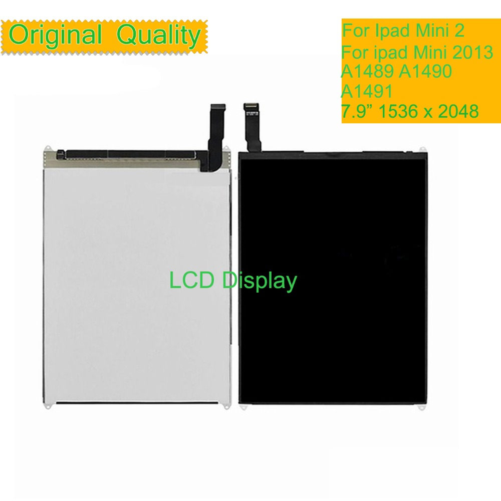 LCD Touch Screen Digitizer Replacement For iPad Mini 2 A1489 A1490 A1491 Lot