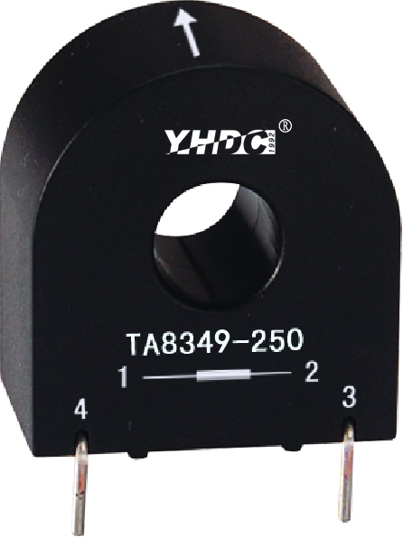 TA8349N-250 1:2500 0-40A/0-16mA Датчик тока TA8349N-250