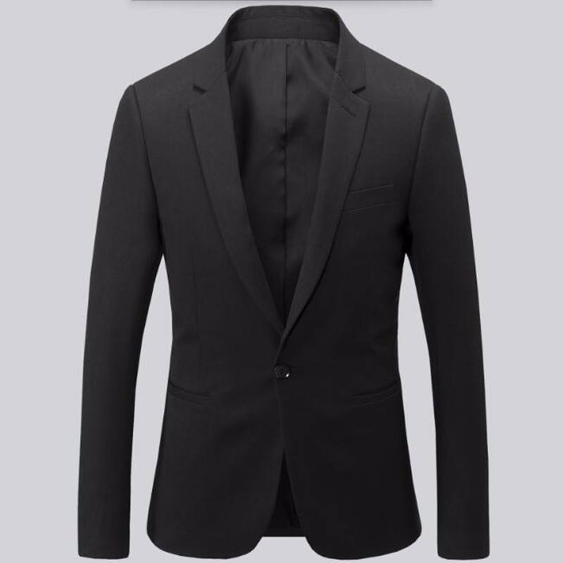 6.1Custom made men suits jacket blue wedding tuxedos jacket high quality solid color formal business suits jacket