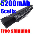 Laptop Battery For Asus K53 Series K53B K53BY K53E K53F K53J K53JA K53JC K53JE K53JF K53JG K53JN K53JS K53JT K53S K53SA K53SC