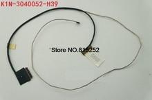 מחשב נייד LCD LVDS כבל עבור MSI GT72 GT72S 6QD GT72VR 6RD 1781 1782 MS1781 4 K K1N 3040052 H39/EDP K1N 3040023 H39