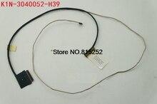 Ordinateur portable LCD LVDS Câble Pour MSI GT72 GT72S 6QD GT72VR 6RD 1781 1782 MS1781 4 K K1N 3040052 H39/EDP K1N 3040023 H39