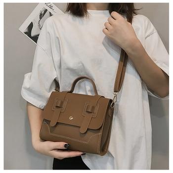 ab23ac9651eb Женская сумка на плечо, модные женские кожаные сумки, сумки через плечо, женские  сумки, 2019 kadin canta handtas dames