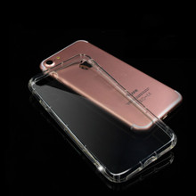 new 1 pcs Transparent Clear TPU Case for Apple iPhone 7 7 Plus 6 6s 5 5s SE Mobile Phone Cases Soft Silica Gel Silicone Cover aertemisi lebron james andre iguodala allen iverson tyronn luee clear tpu case cover for iphone 5 5s se 6 6s 7 plus