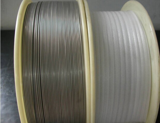 Dia 2mm grade 2 Titanium Welding wire in coil