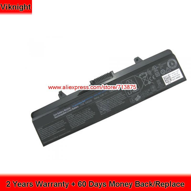 Original WK380 WK379 Battery for Dell 0CR693 Inspiron 1525 X284G GW240 14 8v 28wh for dell inspiron 1545 type gw240 laptop battery 4 cell