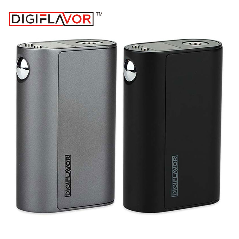 Clearance Digiflavor DF 200 Box MOD Max 200W VW/TC Mod No 18650 Battery Suit Digiflavor Siren/ Pharaoh 25 Dripper E-cig Box Mod