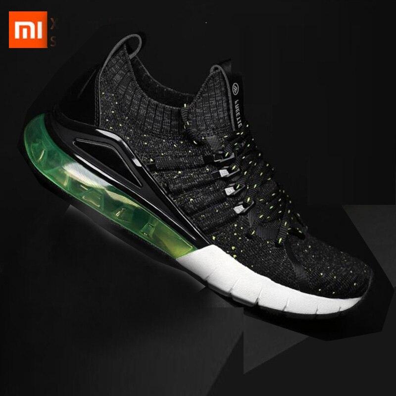 Xiaomi FREETIE Ling coussin d'air baskets chaussures de loisirs respirant coussin d'air chaussures pour hommes sports de plein air maison intelligente