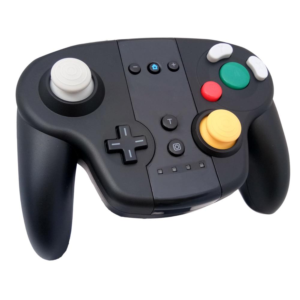 Беспроводной игровой контроллер Pro для контроллера переключателя NAND с поддержкой NFC геймпада для переключателя NAND Win 7/8/10 консольный джойстик-in Геймпады from Бытовая электроника