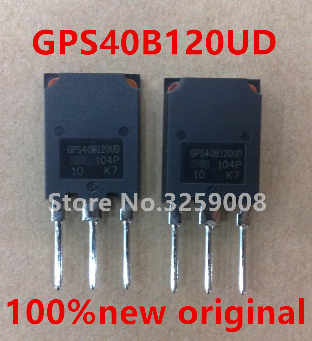 IRGPS40B120UD GPS40B120UD 100% new imported original 5PCS/10PCS free shipping mager 10pcs lot ssr mgr 1 d4825 25a dc ac us single phase solid state relay 220v ssr dc control ac dc ac