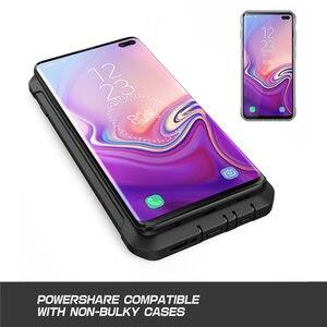 Image 4 - SUPCASE Per Samsung Galaxy S10 5G Caso (2019) UB Pro di Tutto il Corpo Robusto, custodia per Armi Kickstand Copertura SENZA Built in Protezione Dello Schermo