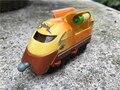 100% Tomy Chuggington Действие Chugger Игрушечный Поезд Новый Свободные