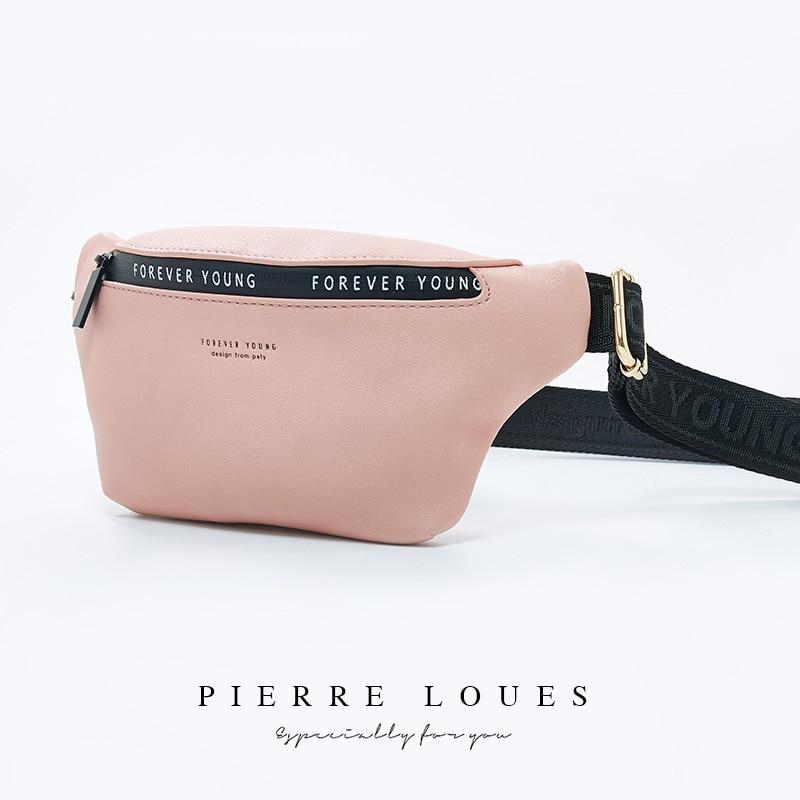 Women Waist Bag Female Brand Fashion Waterproof Chest Handbag Unisex Fanny Pack Ladies Chest Phone Pouch Belly Bags Purse