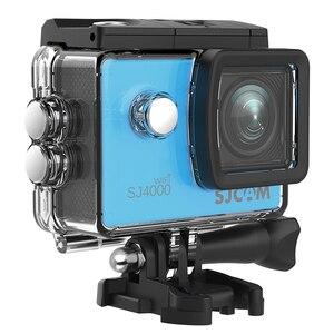 Image 2 - SJCAM SJ4000 Wifi Camera Hành Động Tập Thể Thao 2.0 Inch DV Màn Hình LCD Màn Hình 1080P HD Lặn 30M Chống Nước Mini xe Đăng Ký Đầu Ghi Hình