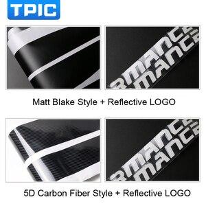Image 4 - For BMW E90 E92 E93 F20 F21 F30 F31 F32 F33 F34 F15 F10 F01 F11 F02 G30 M Performance Side Skirt Sill Stripe Body Decals Sticker