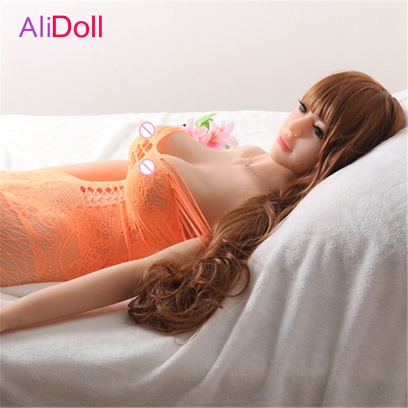 New 140cm148cm158cm168cm Young Beauty Real Silicone Sex Dolls for Men Adult Dolls Big Ass Vagina Poupee De Sexe Free Shipping