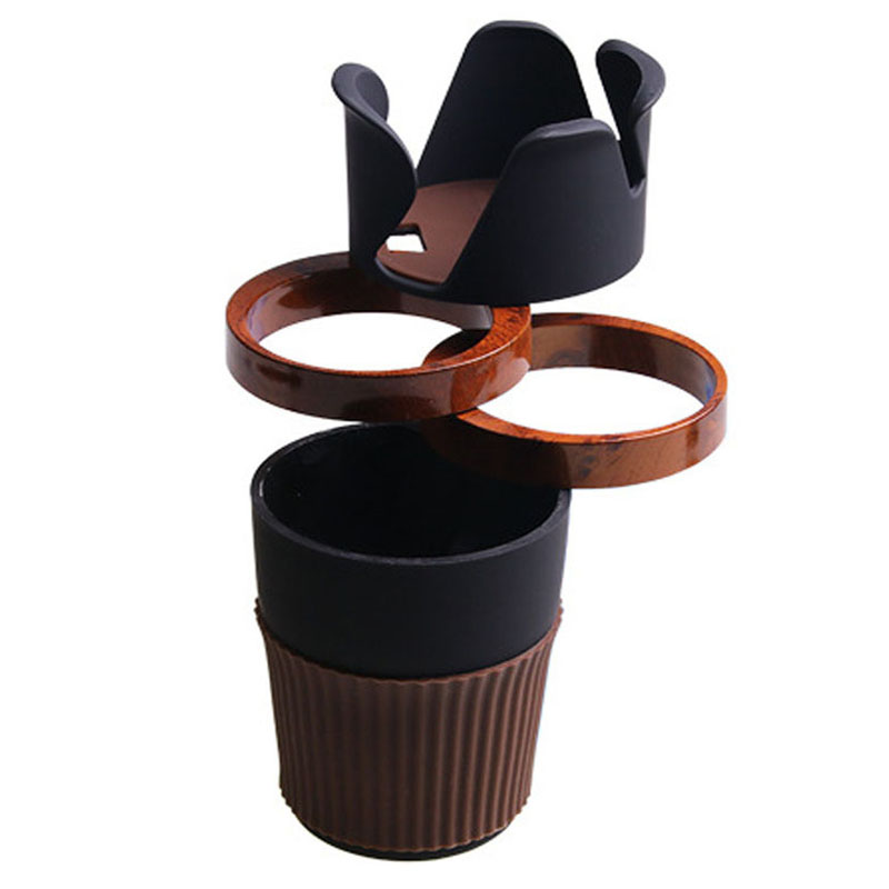Multifunction Car Cup Holder Rotatable Convient Design Mobile Phone Drink Sunglasses Holder Drink Holder Car Accessories