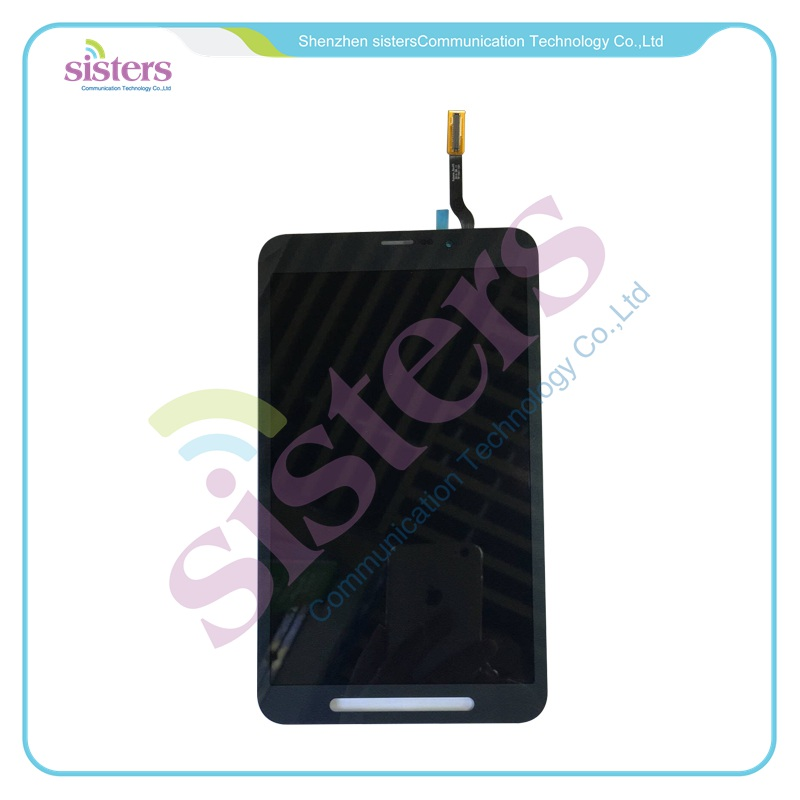 For Samsung Galaxy Tab Active SM-T365  LCD Display Panel With Touch Screen Digitizer Assembly Replacement Parts (98% new) brand new i9505 lcd screen display for samsung galaxy s4 i9500 i9505 i337 i545 lcd with touch digitizer glass panel frame